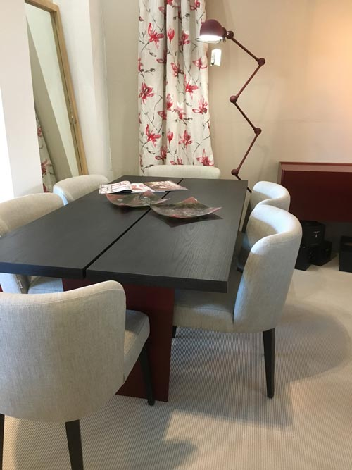 Slats Table